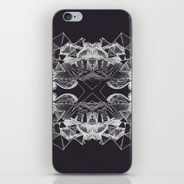 Night Sky iPhone Skin