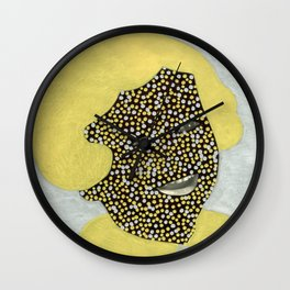 For Whom It Is Reserved Wall Clock