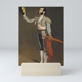 Edouard Manet - A Matador Mini Art Print