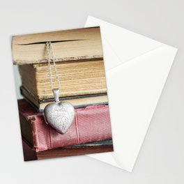 College Romance Stationery Cards