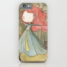 Merida in the forest iPhone 6s Slim Case