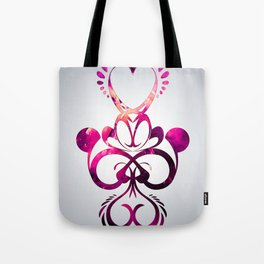 Martian Love Tote Bag