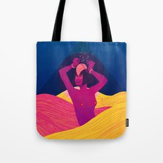 Freedom Of Mind Tote Bag
