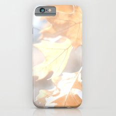 Abstract Oak Leaves iPhone 6s Slim Case