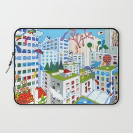 Other city is possible. Laptop Sleeve