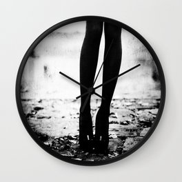 Delicate Wall Clock