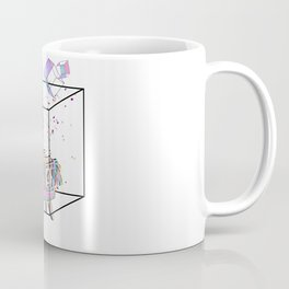 Minimal fortnitellama Coffee Mug
