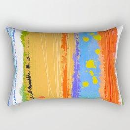 Bold Abstract 1 Rectangular Pillow