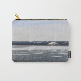 Superior Dome from Across the Harbor Carry-All Pouch