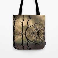 twilight Tote Bags featuring Twilight by Shalisa Photography