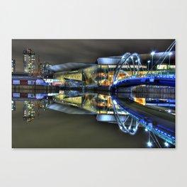 Melbourne Exhibition Center Canvas Print