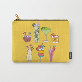 Tropical Libations Carry-All Pouch