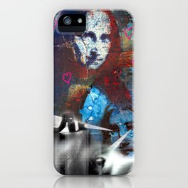 Finding Mona iPhone Case