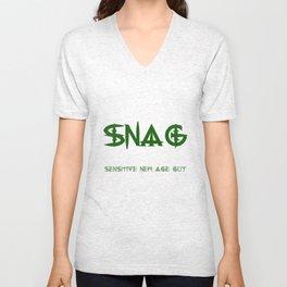 SNAG Unisex V-Neck