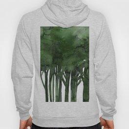 Tree Impressions No.1C by Kathy Morton Stanion Hoody