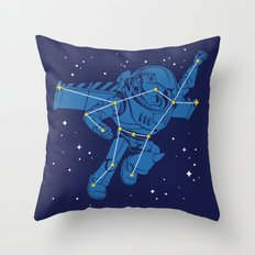 Universal Star Throw Pillow