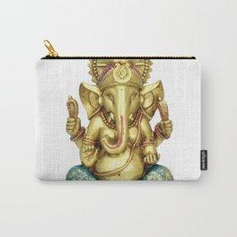 Hindu Ganesha Statue Idol Carry-All Pouch