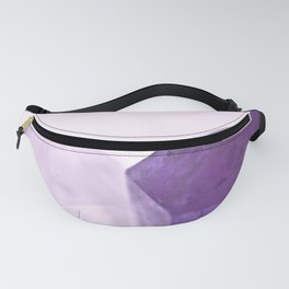 Geometric Crystals Fanny Pack