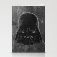 darth vader Stationery Cards featuring Darth Vader by Some_Designs