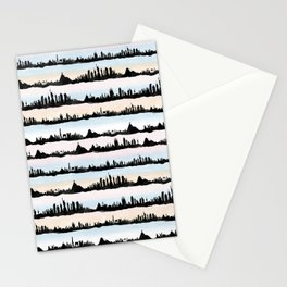 Cities Stationery Cards