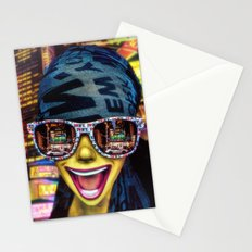 New York Tourist Stationery Cards