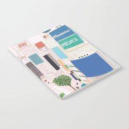 Shibuya 109 Notebook