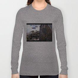 New England Long Sleeve T-shirt