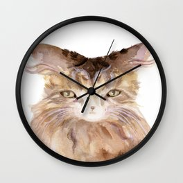 Sweet Sampson Wall Clock