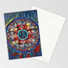Mandala #5 Stationery Cards