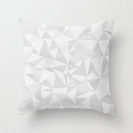 Ab Greys Throw Pillow