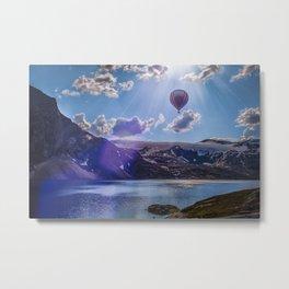 Lofoten Island Norway Metal Print