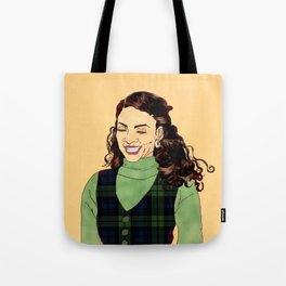 Bad & Boujie Whitley Tote Bag