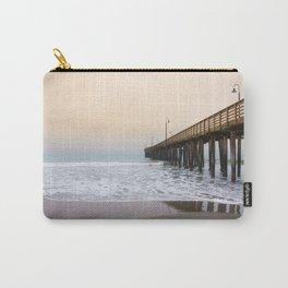 Cayucos California Coast Carry-All Pouch
