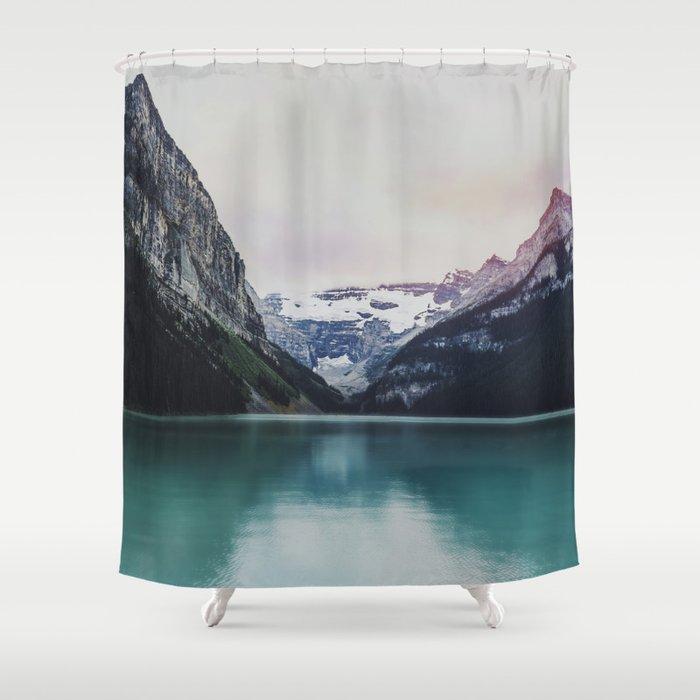 Lake Louise Shower Curtain