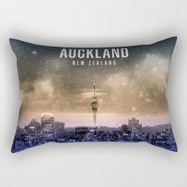 Auckland Wallpaper Rectangular Pillow