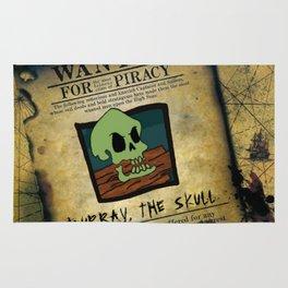 Monkey Island - WANTED! Murray, the Skull Rug