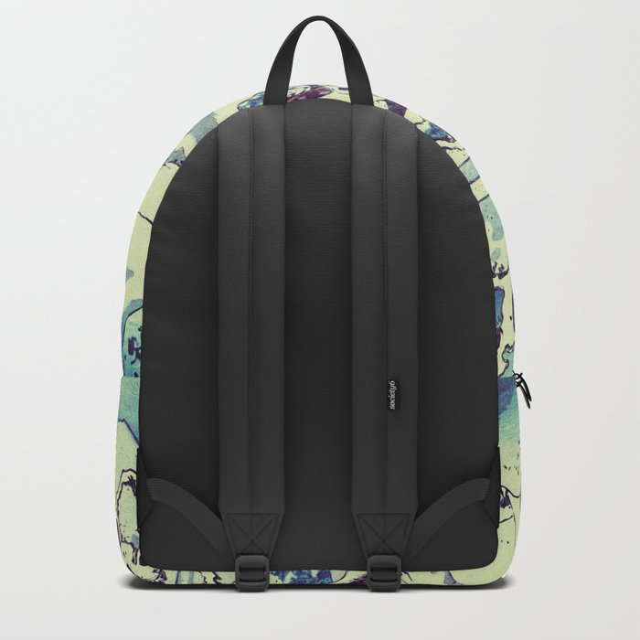 Path in the Snow Backpack