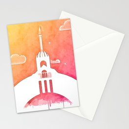 Mecca Dream Stationery Cards