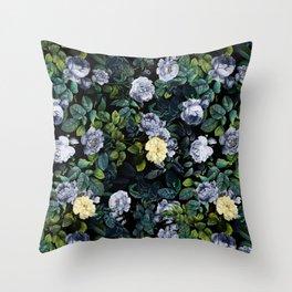 Future Nature Throw Pillow