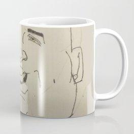 Earl Thomas Caricature Coffee Mug