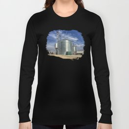 Grain Silo Long Sleeve T-shirt