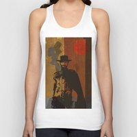 blondie Tank Tops featuring Blondie by Rabassa