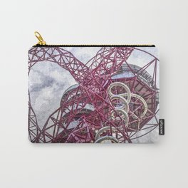 The Arcelormittal Orbit Art Carry-All Pouch