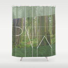 PNW - Rockport State Park Shower Curtain