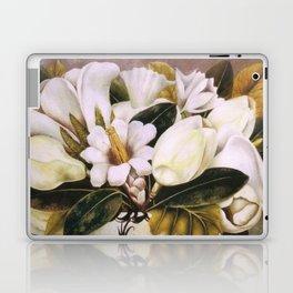 Magnolias Still Life by Frida Kahlo Laptop & iPad Skin