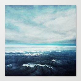 Mountain Sky Canvas Print