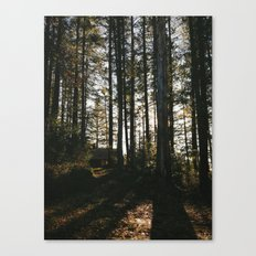 Morning Magic Canvas Print