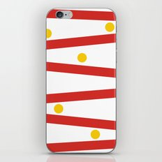 The Rise of Kong iPhone & iPod Skin
