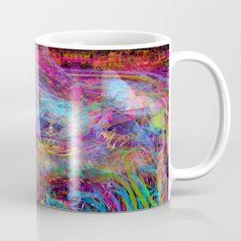 Brief Visit From A Fairy Spirit Coffee Mug