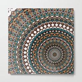 Mandala 131 Metal Print